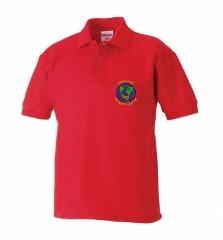 Dedridge Primary School Uniform Polo shirt