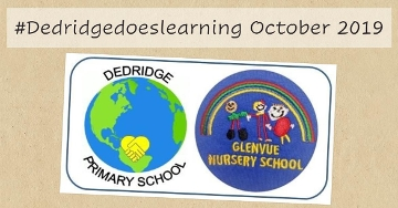 Dedridge does Learning October