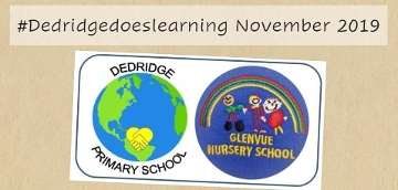 Dedridge Does Learning - November 2019