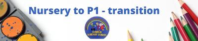 Nursery to P1 Transition